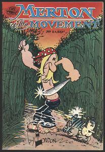 Merton-of-the-Movement-1-1972-1st-Ed-Last-Gasp