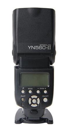Yongnuo YN-560 II Speedlite Shoe Mount Flash