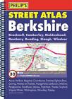 Philip's Street Atlas Berkshire by Octopus Publishing Group (Spiral bound, 2013)