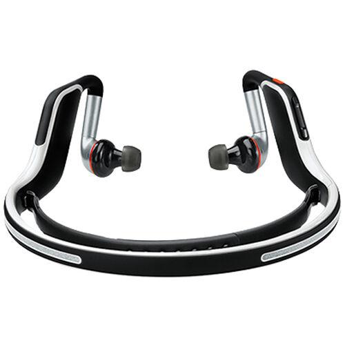 Motorola S11-FLEX HD Neckband Wireless Headphones - Black/Gray For Sale Online