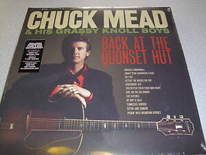 Chuck-Mead-amp-His-Grassy-Knoll-Boys-Back-At-The-Quonset-Hut-LP-Vinyl-OVP