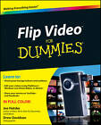 Flip Video For Dummies by Joe Hutsko, Drew Davidson (Paperback, 2010)