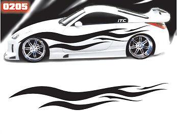 "VINYL GRAPHICS DECAL STICKER CAR BOAT AUTO TRUCK 100"" MT-205-Y"
