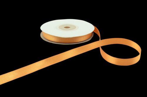 Alta Calidad Bobina llena de doble cara enfrenta de cinta de raso Rollos atar Crafts