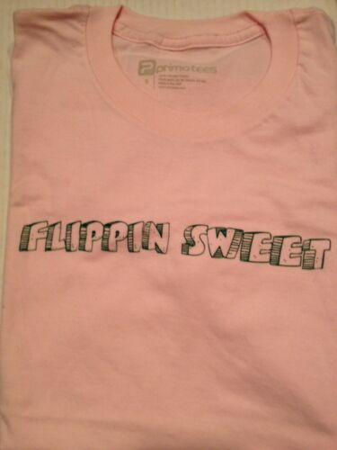 Girl/'s T-Shirt American Apparel Flippin/' Sweet