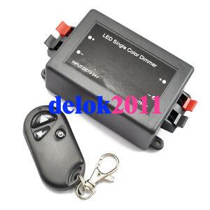 Wireless-Remote-LED-Light-Dimmer-Controller-12V-24V