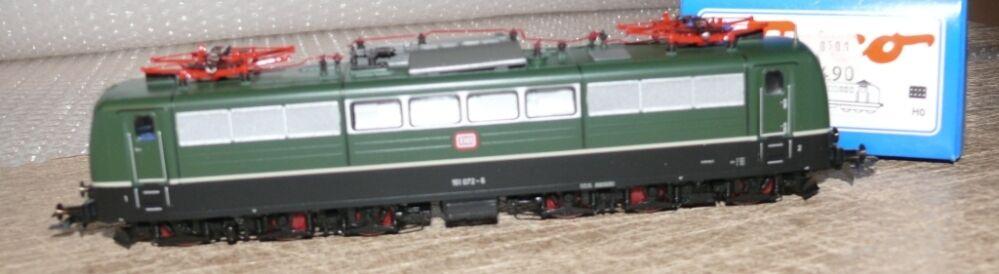 SH ROCO 63639 e Lok BR 151 151 151 072-6 DB inutilizzato 6a37e1