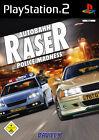 Autobahn Raser: Police Madness (Sony PlayStation 2, 2005, DVD-Box)
