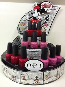 HARD-TO-FIND-OPI-Nail-Lacquer-MINNIE-MOUSE-2012-M13-M16-5oz-Pick-Any-Shade