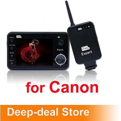 pixel Wireless Live View shutter release CANON 5D Series 1D 1100D 1000D 600D