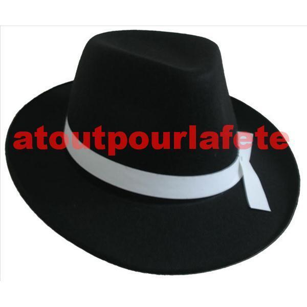 LOT LOT LOT DE 24 CHAPEAUX BORSALINO,Cabaret,Prohibition,Accessoire,Carnaval,DéguiseHommes t 79924a