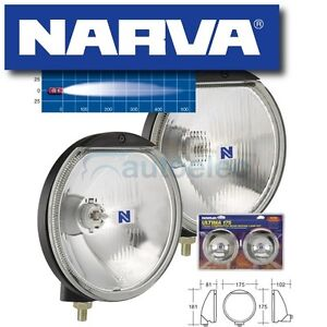 NARVA-ULTIMA-175-COMBINATION-DRIVING-LIGHT-LIGHTS-KIT-COMBO-BEAM-NEW-100W-71660
