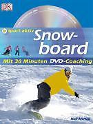 Snowboard DVD-Coaching mit umfangreichem Buch von Neil McNab