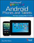 Teach Yourself Visually Android Phones and Tablets by Paul McFedries, Guy Hart-Davis (Paperback, 2013)