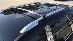Oem 2011 2015 Kia Sorento Chrome Roof Rack Cross Bars