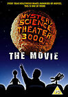 Mystery Science Theatre 3000: The Movie (DVD, 2012)