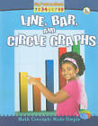 Line, Bar, and Circle Graphs by Claire Piddock (Paperback, 2010)