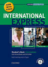 International Express: Intermediate: Student's Pack: (Student's Book, Pocket Book & DVD) by Alastair Lane, Keith Harding, Adrian Wallword, Liz Taylor (Mixed media product, 2010)