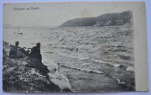Imperial-Russia-Volga-River-Storm-Photo-Postcard