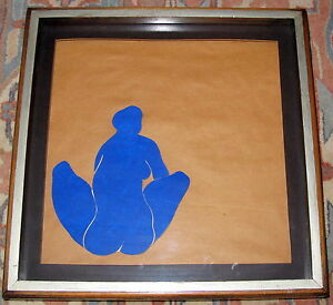 Fine-Art-Original-Nude-Figure-Drawing-by-James-Rosati-signed-Shadow-Box-Framed