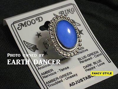 Original Mood Ring, 60's mood ring, 70's mood ring, retro, hippie ring, vintage