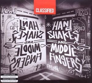 CLASSIFIED-Handshakes-amp-Middle-Fingers-CD-new-sealed-Blue-Rodeo-Joe-Budden