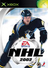 NHL 2002 (Microsoft Xbox, 2002, DVD-Box)