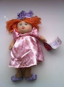 THE-WIZARD-OF-OZ-Glinda-The-Good-Witch-Bean-Plush-Doll-by-Enesco-Rare-LOOK-01