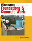Foundations & Concrete Work by Fine Homebuilding (Paperback, 2012)