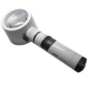 5x Eschenbach Led Illuminated Stand Magnifier 2 3 Inch