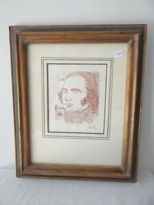 SALVADOR-DALI-HAND-SIGNED-SEPIA-ETCHING-GEORGE-WASHINGTON-FIVE-AMERICANS-SUITE