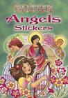 Glitter Angels Stickers by Dover Publications Inc. (Paperback, 2005)