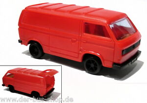 VW-Bus-T3-Dom-Modell-ca-1-43-Kastenwagen-ca-1980