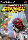 Star Wars: Super Bombad Racing (Sony PlayStation 2, 2001, DVD-Box)