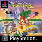 Walt Disney World Quest Magical Racing Tour (Sony PlayStation 1, 2000)