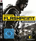 Operation Flashpoint: Dragon Rising (Sony PlayStation 3, 2009)