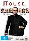 House, M.D. : Season 8 (DVD, 2012, 6-Disc Set)