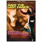 Save the Last Dance (DVD, 2006, Special Collectors Edition)