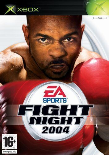 Fight Night 2004 for Microsoft Xbox