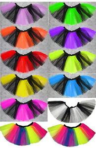 uv-neon-dance-stripe-tutu-skirt-fancy-costumes-rave-halloween-party-11-color-USA