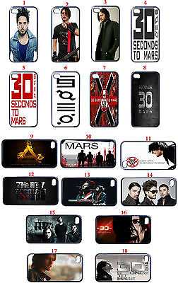 30 Seconds to Mars Jared Leto iPhone 4, 4S, 5, 5S, 6, 6S