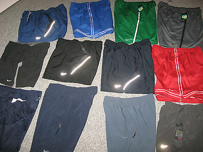 Enthusiastic Nike Or Air Jordan Men's Shorts Elastic Waist Polyester Msrp-$28.00-$40.00 To Adopt Advanced Technology