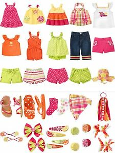 NWT-NWOT-EEUC-12-18-24-2T-3T-gymboree-CITRUS-COOLER-so-much-to-SEE-U-CHOOSE