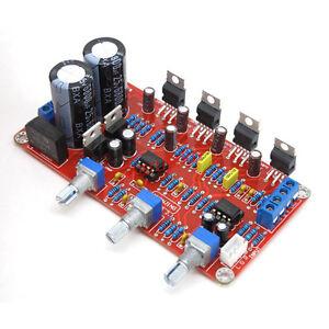 2-1-TDA2030A-NE5532-18Wx2-36W-Stereo-Pre-amplifier-Amp-Board-Kit-Magic-Sound-12v