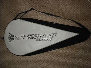 Dunlop Sport Abzorber 108 Raquette De Tennis Raquette Sac Housse-afficher Le Titre D'origine