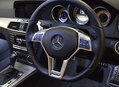 Mercedes AMG Volante Inserire W204 C Classe W212 W207 E Classe R172 SLK R231