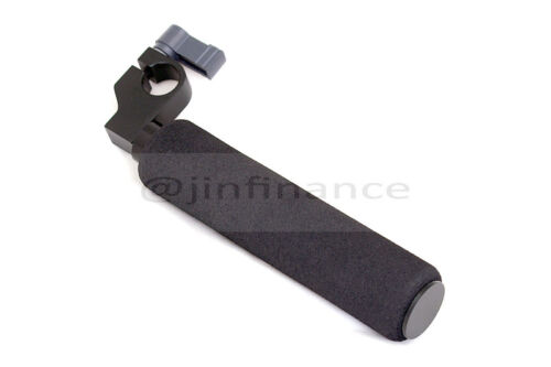 Camera Grip Handle with rod clamp for 15mm Rod Rig rail Support