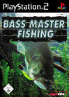 Bass Master Fishing (Sony PlayStation 2, 2004, DVD-Box)