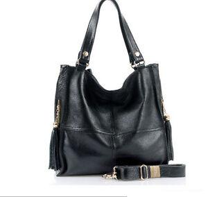 SINYO-Women-039-s-Genuine-Leather-Handbag-Tote-Shoulder-Messenger-Bag-0571WB