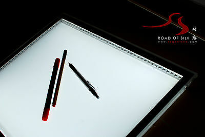 Super Thin 6mm LED A2 LightTracer light box table for tracing drawing design